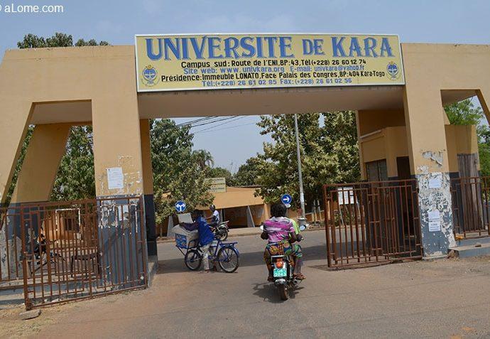 Togo/Kozah: La Licence professionnelle en Langues Etrangères Appliquées (LEA) lancée à l'Université de Kara (UK)