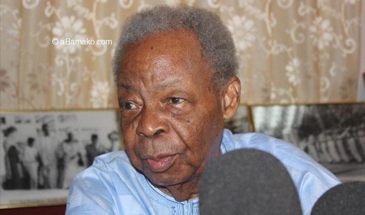 Hommage à Seydou Badian Kouyaté : L'un des derniers médailles d'or de l'indépendance quitte la scene