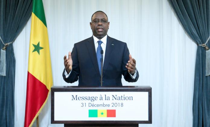 Discours à la nation 2018 : L'intégralité du dernier message du premier mandat de Macky Sall