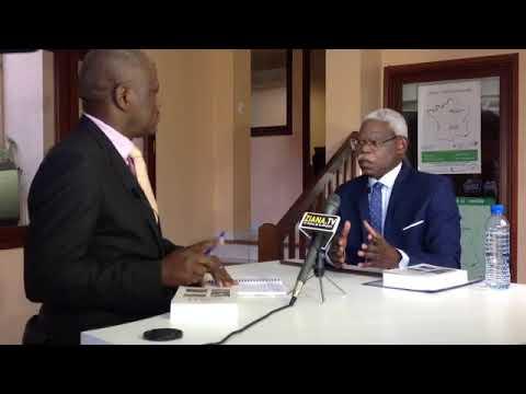 Modeste BOUKADIA fait son entrée politique sur Ziana TV