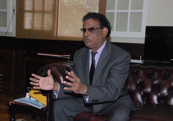 Pararasivum Pillay Vyapoory : « Je souhaite une réforme électorale avant les prochaines élections générales »