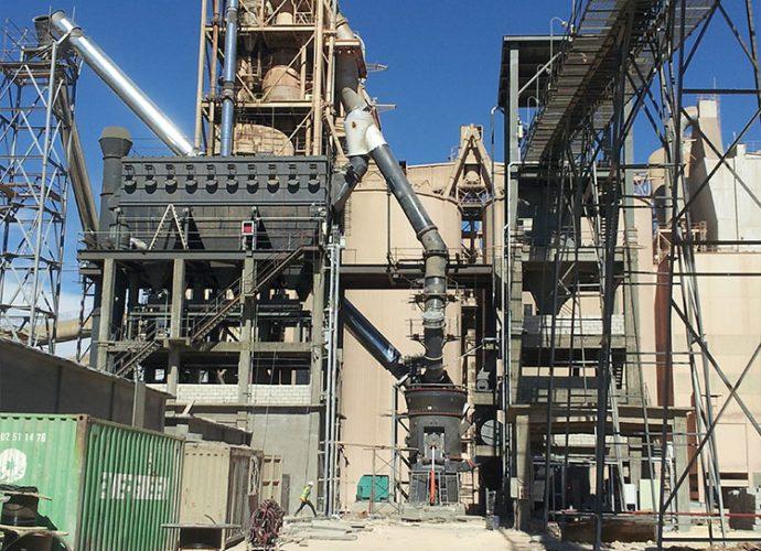 3millions de tonnes dusine de ciment