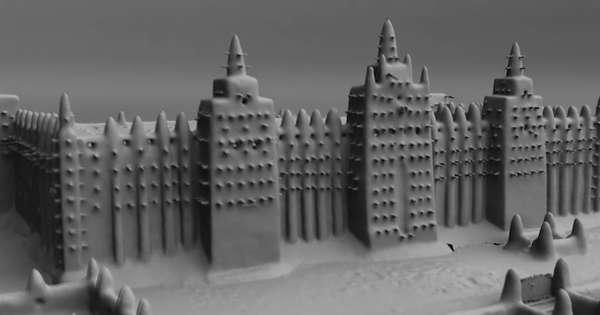 Le patrimoine africain modélisé en 3D pour ne pas être oublié