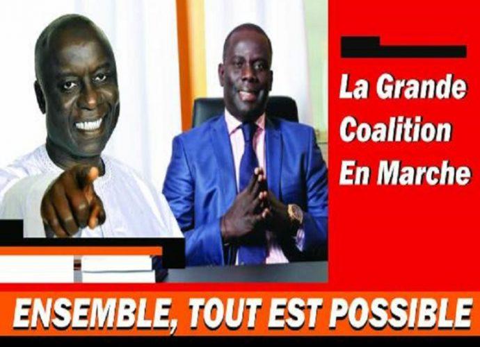 Idrissa Seck enrôle Malick Gackou