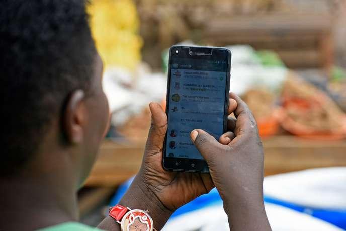 « Les champions chinois des télécoms ont jeté leur dévolu sur l'Afrique »