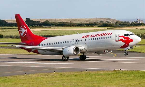 Air Djibouti entame ses liaisons domestiques