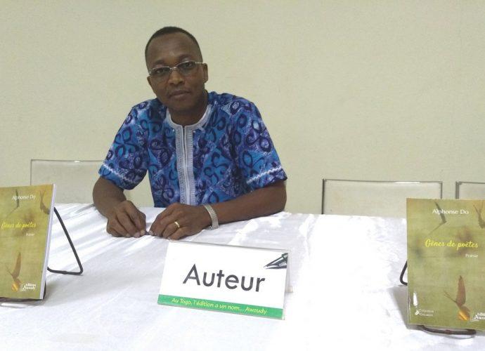 « Gênes de poètes » : Alphonse Do fait son entrée dans la famille des poètes togolais