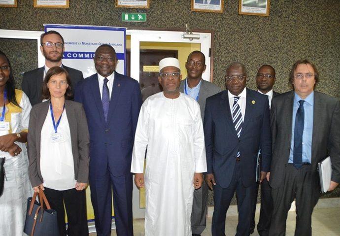 Commémoration à Ouagadougou du 25è anniversaire de l'UEMOA
