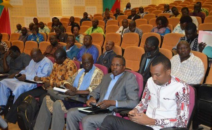 Burkina : Une fiscalité adaptée aux médias privés en discussion