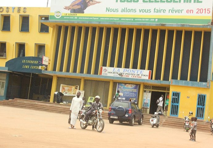 Togo : La Poste veut virer à un système d'adressage postal national en trois mots, basé sur What3Words