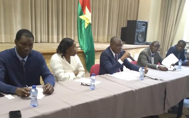 Diaspora : Une équipe du ministère en charge des Burkinabè de l'extérieur à Bruxelles