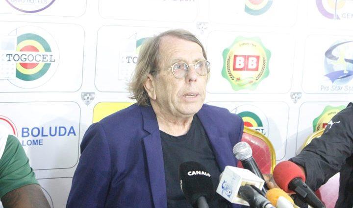 Claude Le Roy espère disputer sa 10e CAN avec le Togo