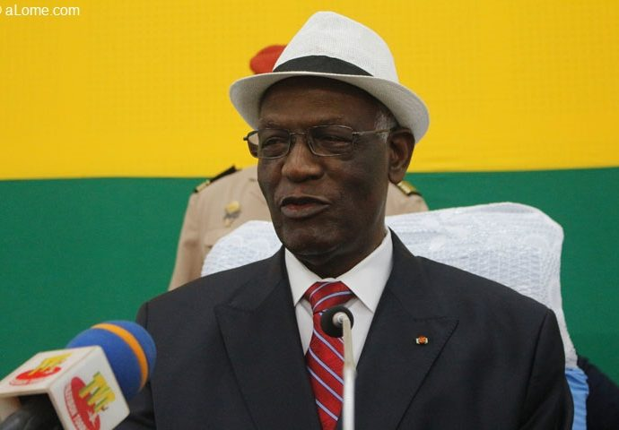 Fin de la 5è législature de la IVème République/Discours de clôture de Dama Dramani