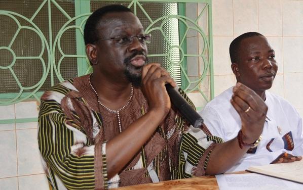 Burkina : Me Sankara salue le gouvernement Christophe Dabiré I