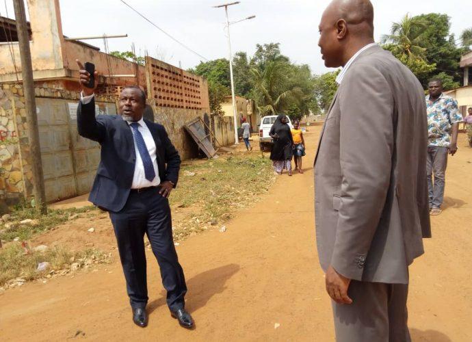 Expansion des infrastructures électriques au Togo/Encore des quartiers électrifiés