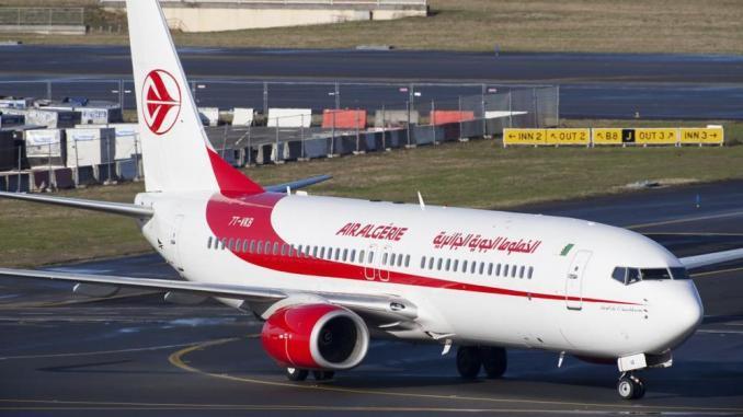Alger-Paris : un avion d'Air Algérie subit une panne en plein vol