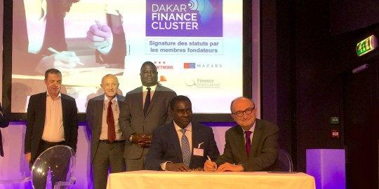 FRANCE-SÉNÉGAL / Création à Paris du Dakar Finance Cluster, avec le soutien de Paris Europlace : une avancée de plus pour le Plan Sénégal Émergent
