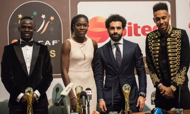 CAF Awards : Le ballon d'or est connu !