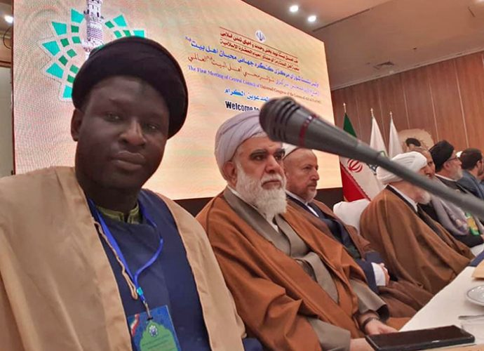 Chouala Bayaya Haïdara represente le Mali à la 32e Conférence internationale de l'Unité islamique