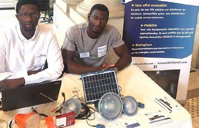 Etudiants-entrepreneurs à Tours, et patrons en Afrique