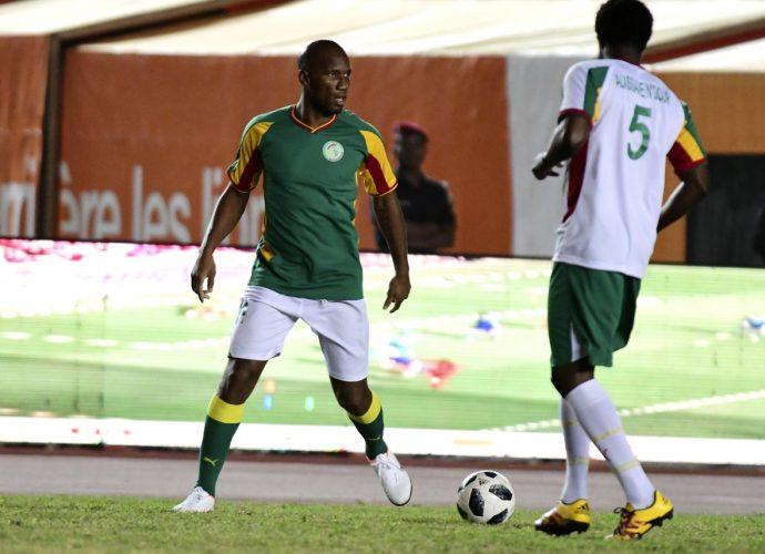 Afrique Match des Légendes: Diouf fait le show, Drogba et co l'emportent