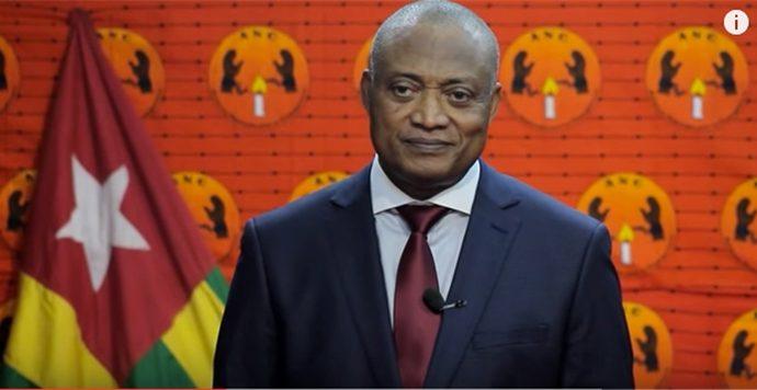 Message de vœux de Jean-Pierre FABRE, Président National de l'ANC, au peuple togolais