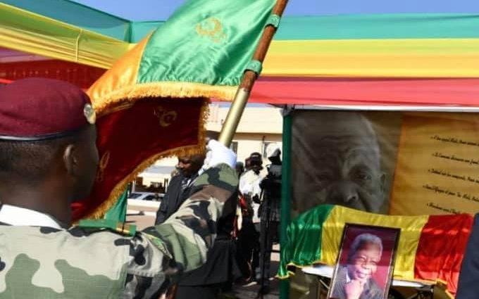 Le Mali pleure Seydou Badian Kouyaté