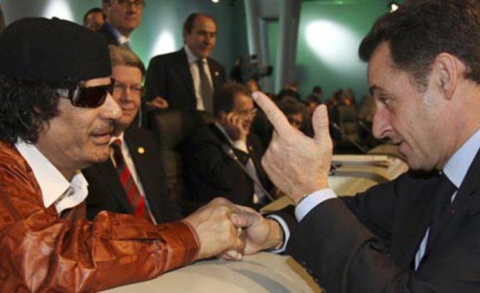 France-Libye: Sarkozy perd contre médiapart