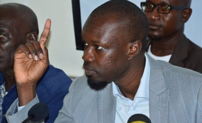 Détournement aux Domaines : Sonko accuse, preuves à l'appui, le directeur Mamour Diallo (voir documents)