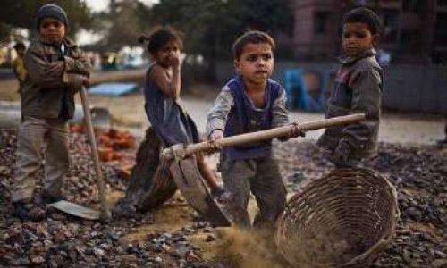 STOP à la surconsommation et au travail acharné des enfants dans les pays en voie de développement