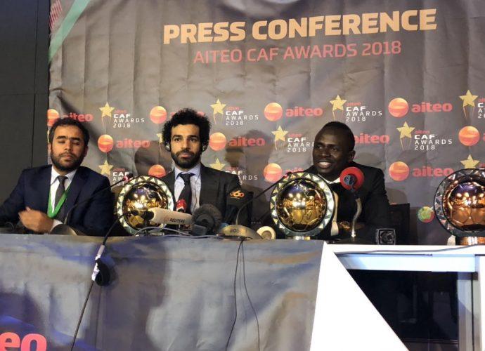 Afrique Aiteo CAF Awards 2018: Sadio Mané déçu mais pas abattu