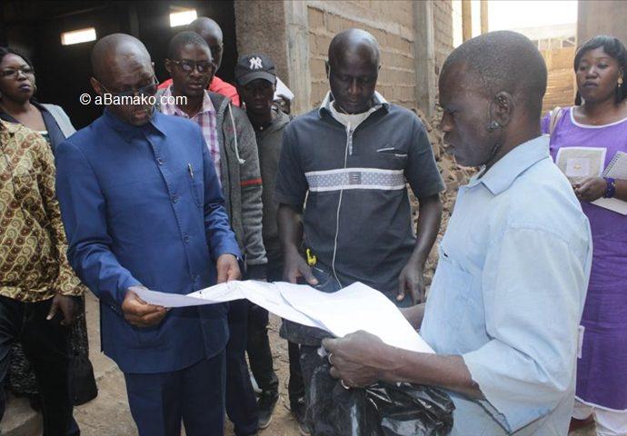 Bamako : L'État décidé à mettre fin aux constructions illicites