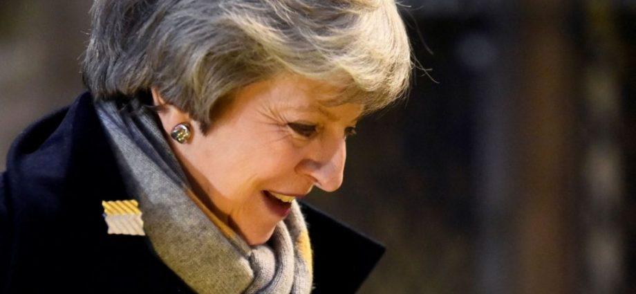 A Bruxelles, énième tentative de Theresa May pour arracher une renégociation du Brexit