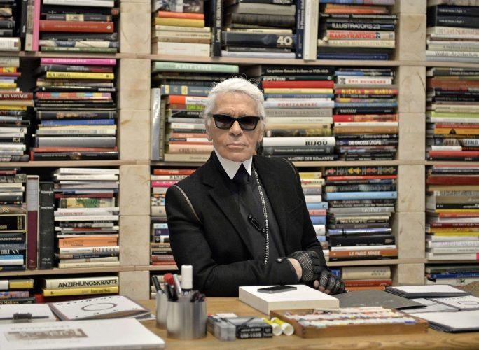 """Quand Karl Lagerfeld se confiait : """"Je suis un calviniste attiré par le superficiel"""""""