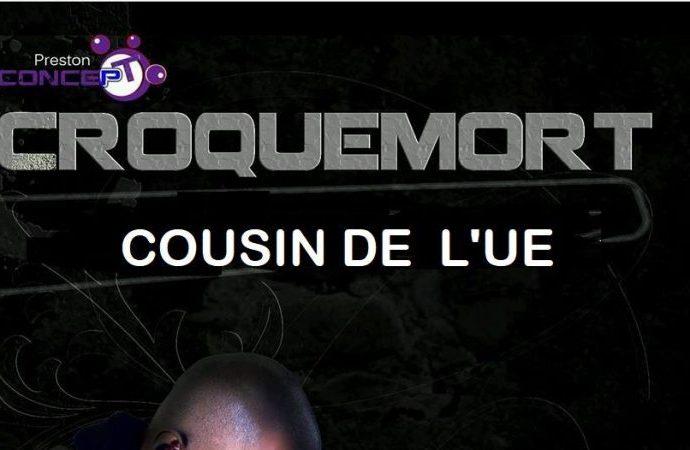 Le single « Cousin de l'UE » de Croquemort disponible en téléchargement légal
