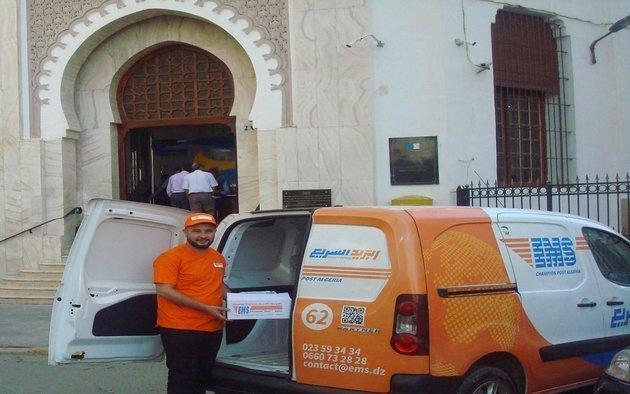 Courrier postal: EMS Algérie améliore de 7 places son classement mondial