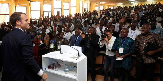 La France supplantée en Afrique francophone