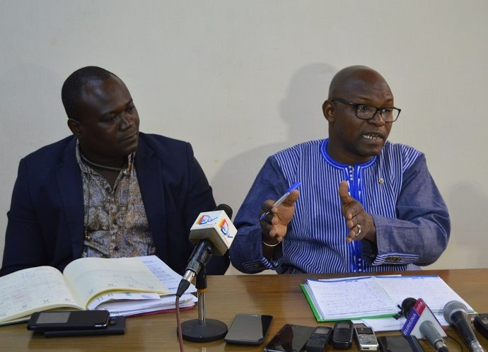 Cantines scolaires au Burkina : Plus de 23 milliards de F CFA dépensés en 2017-2018