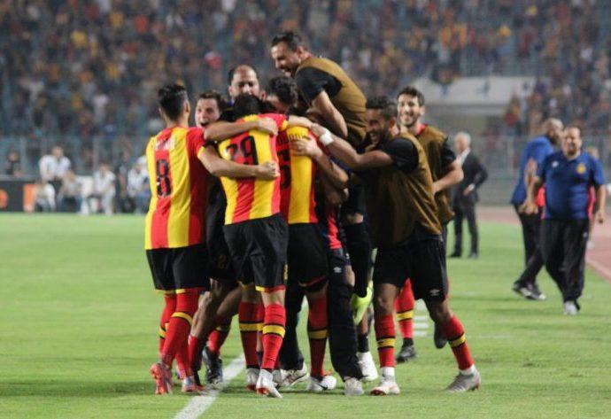 Afrique Ligue des Champions : L'Espérance de Tunis domine Orlando Pirates
