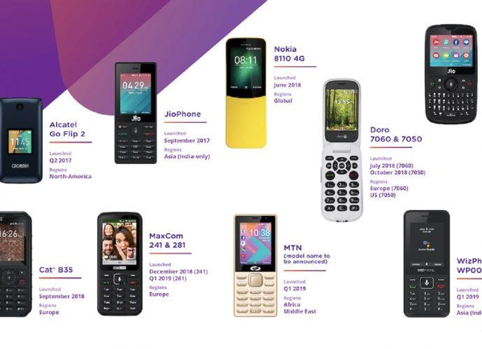 """Les ventes des téléphones basiques (mais """"intelligents"""") sont en train d'exploser"""