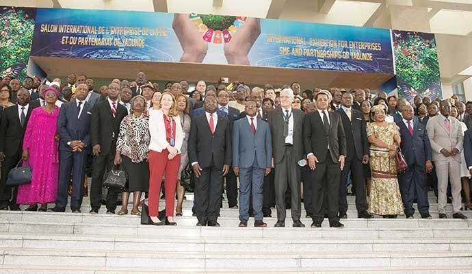 Cameroun : Pleins feux sur la 7è édition du Salon PROMOTE