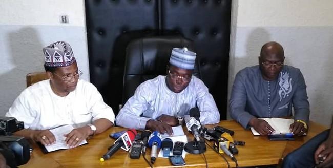 Afrique Togo : Le président de la FTF « Des gens veulent saboter ce championnat »