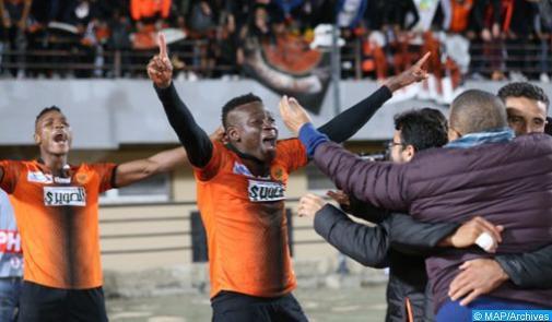 Afrique Coupe CAF : Les Burkinabès Traoré et Dayo donnent la victoire à la RSB