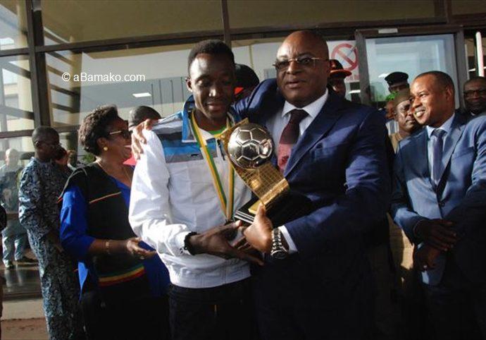 CAN U20 : Aiglons, Après la victoire, place à la fête