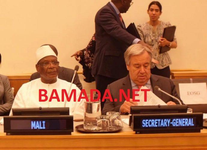 """Alors que les groupes terroristes multiplient des attaques terroristes au Sahel: Le Secrétaire général de l'ONU déplore """"l'absence sur le terrain de dispositif efficace pour les combattre"""""""
