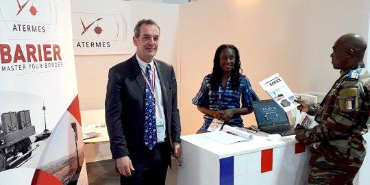 Au Salon ShieldAfrica d'Abidjan, ces PME qui s'impliquent pour décrocher des marchés en Afrique