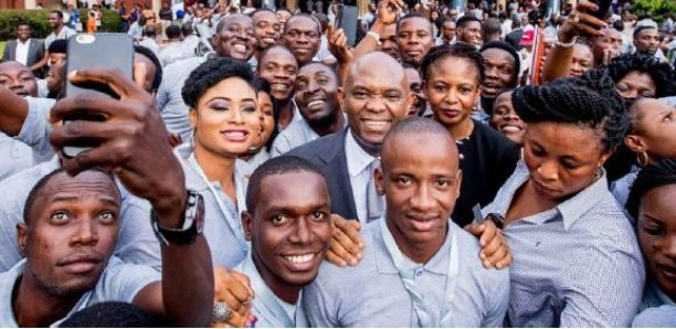 Fermeture du portail des candidatures au Programme d'entreprenariat /Fondation Tony Elumelu