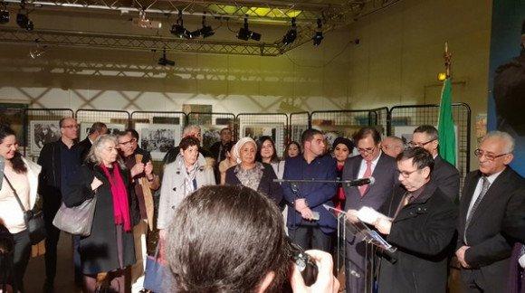La Journée nationale du chahid célébrée pour la première fois à Paris