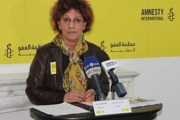 Marches populaires contre le 5e mandat : Amnesty dénonce la répression des manifestants