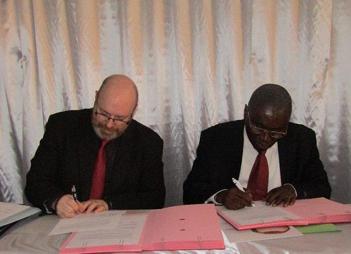 Formations professionnelles de qualité : IPM Togo signe un partenariat avec CEGEP et PrideCanada